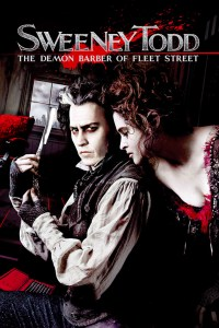 """Poster for the movie """"Sweeney Todd"""""""