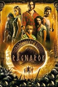 "Poster for the movie ""Mysteriet Ragnarök"""