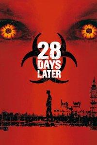 "Poster for the movie ""28 dagar senare"""