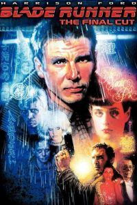 "Poster for the movie ""Blade Runner, Final Cut"""