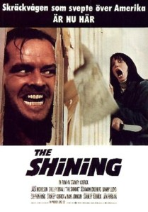 """Poster for the movie """"The Shining"""""""