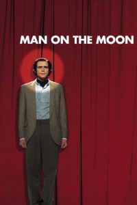 "Poster for the movie ""Man on the Moon"""