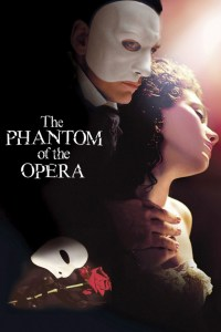 "Poster for the movie ""Fantomen på operan"""