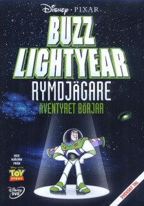 "Poster for the movie ""Buzz Lightyear Rymdjägare: Äventyret Börjar"""