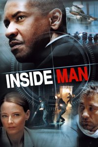 "Poster for the movie ""Inside Man"""