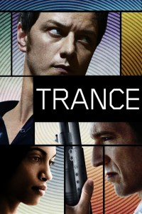 """Poster for the movie """"Trance"""""""