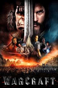 "Poster for the movie ""Warcraft: The Beginning"""