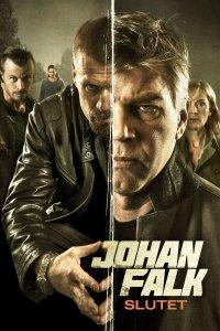 "Poster for the movie ""Johan Falk 17: Slutet"""