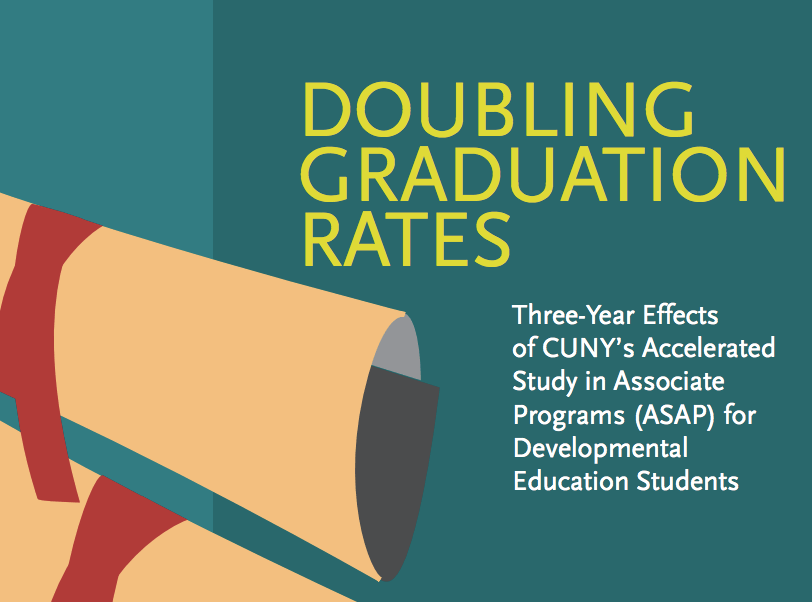 Alternate Ledes for CUNY Study on Raising Graduation Rates -