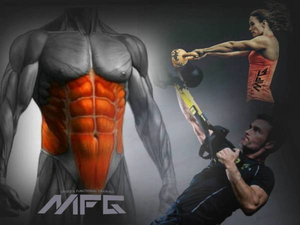 MFG Suspension Kettlebell Training