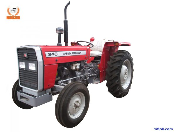 Millat's Manufactured Tractor MF 240 Front