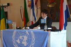 Marc Bertrandias, Président de l'Assemblée Générale
