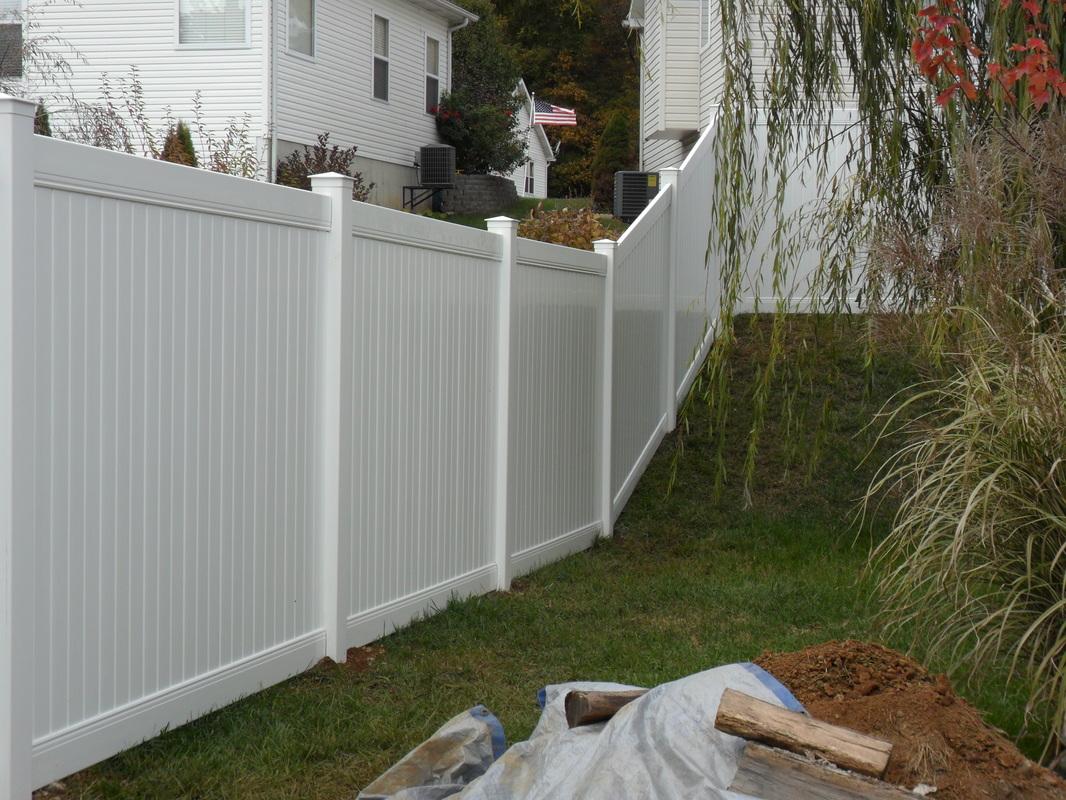 New Lexington Fence Deck Rail