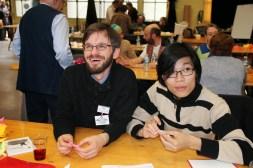 Aurèle Duda et Hoang Tien Quyet