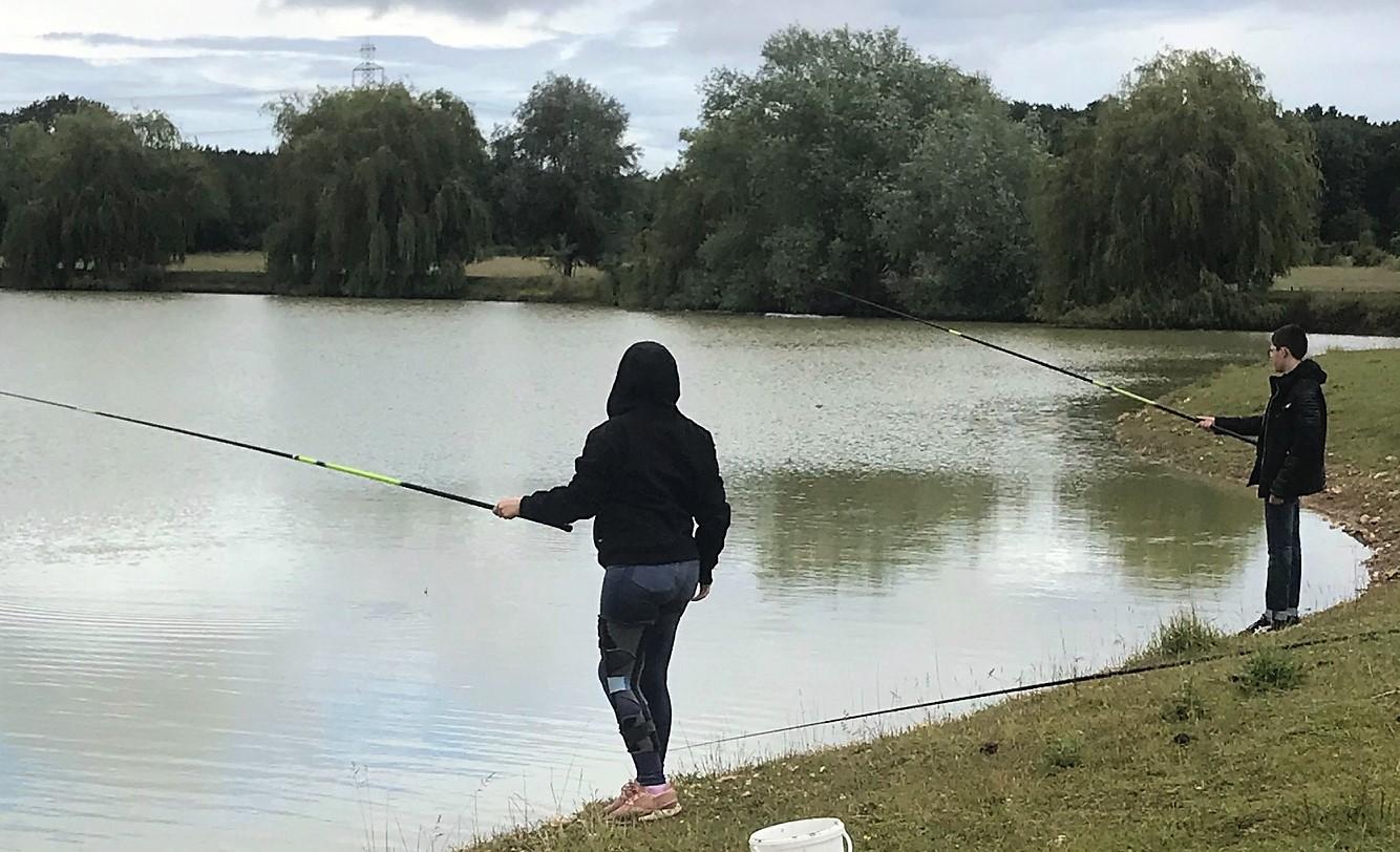 EPI pêche 4eme MFR Azay