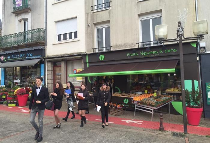 Secondes MFR CHATEAUBRIANT Visite entreprises artisanales