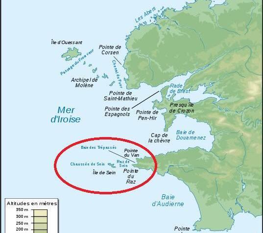 Découverte métiers de la Mer - MFR CHATEAUBRIANT