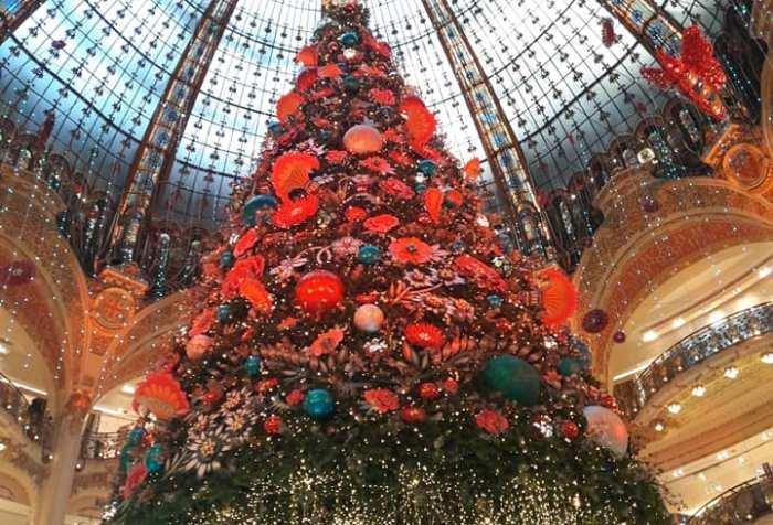 Paris MFR CHATEAUBRIANT Grands magasins