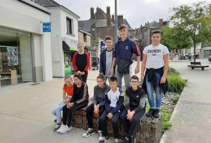 Visite 4eme ville de chateaubriant