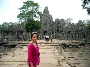 Bayon Tempies - Angkor Wat, Cambodia