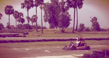 go carting in cambodia