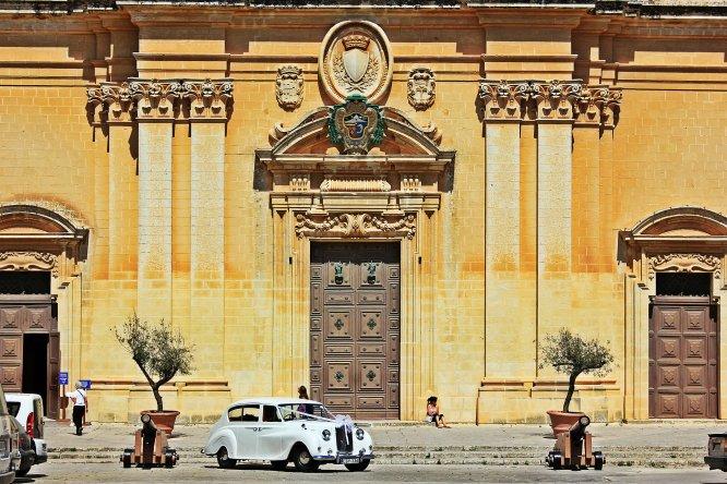 silent city, mdina, malta