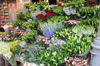 dutch flower market