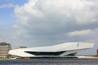 cool architecture in amsterdam
