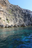 boat ride in Gozo