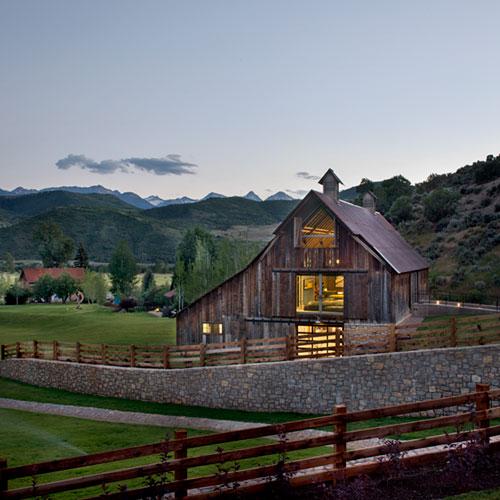 AVR Historic Barn