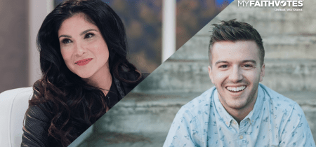 Jaci Velasquez and Evan Craft Urge Hispanic Christians to Vote 'in a Way That Most Honors God'