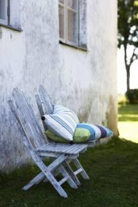(Подушки на стульях, фото Мебель Верес)