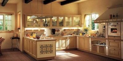Как лучше расположить кухню?