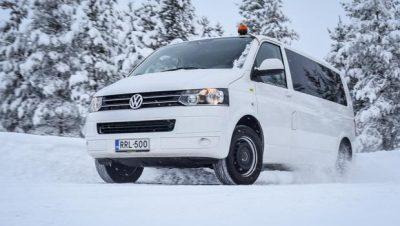 Зимние покрышки для легкогрузовых авто