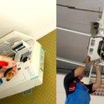 Монтаж кондиционеров в производственных и жилых помещениях в СПБ