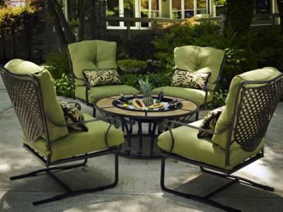 Садовая мебель — выбираем по основным признакам: материалу, удобству и весу