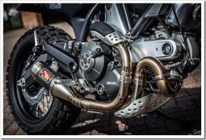 Тюнинг выхлопа мотоцикла