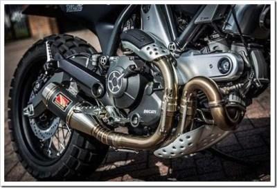 Тюнинг мотоцикла —какие детали поменяют вашего железного коня