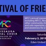 Festival of Friends on February 2 2019