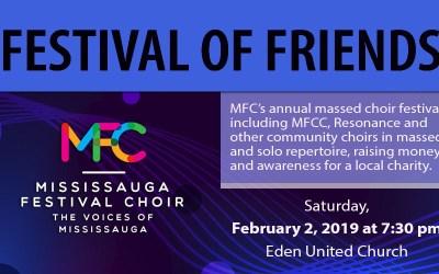 Festival of Friends on February 2 2019