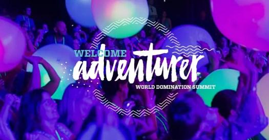 WDS - Welcome Adventurer