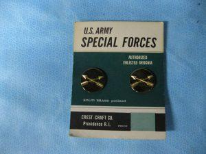 Special Forces Insignia Vietnam
