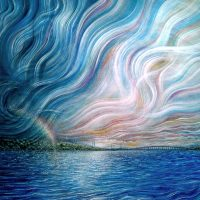 """""""After the Storm, A Rainbow Awaits""""  Sold"""