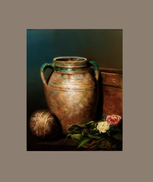 Surene 20×16 oil on gallery wrap canvas 3 20