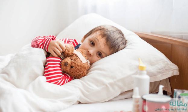 عادات ضارة بصحة طفلكِ في الشتاء