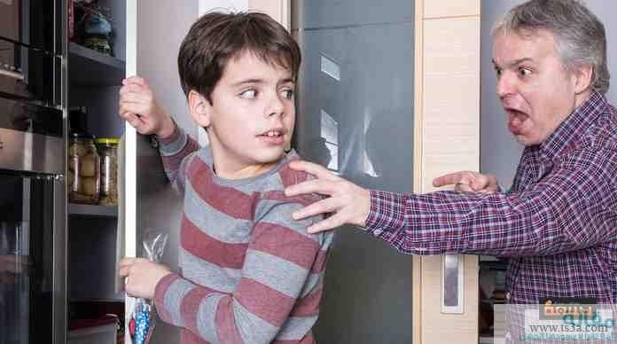 نصائح للنعامل مع الطفل الجرئ