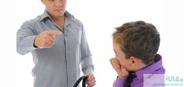التربية الصحيحة للأطفال