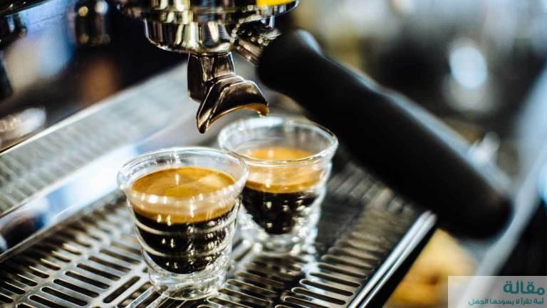 فوائد وأضرار شرب القهوة