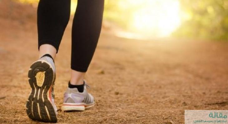 هل تعرف ان المشي السريع يطيل عمرك