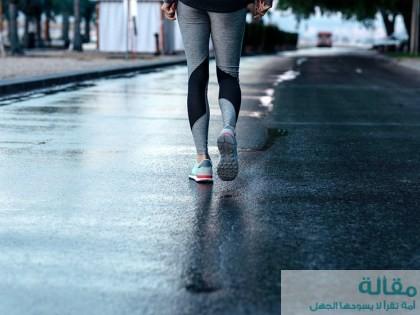 تحويل المشي اليومي إلى تمرين يساعدك على خسارة الوزن